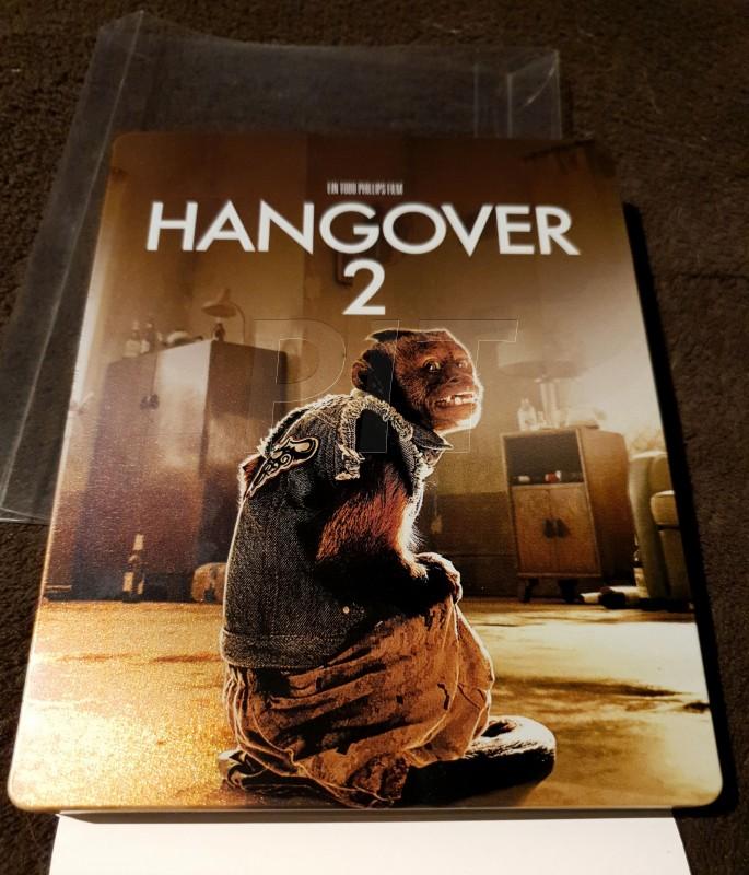 Hangover 2 - Steelbook Edition