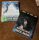 Sherlock Holmes - Limited Edition STEELBOOK