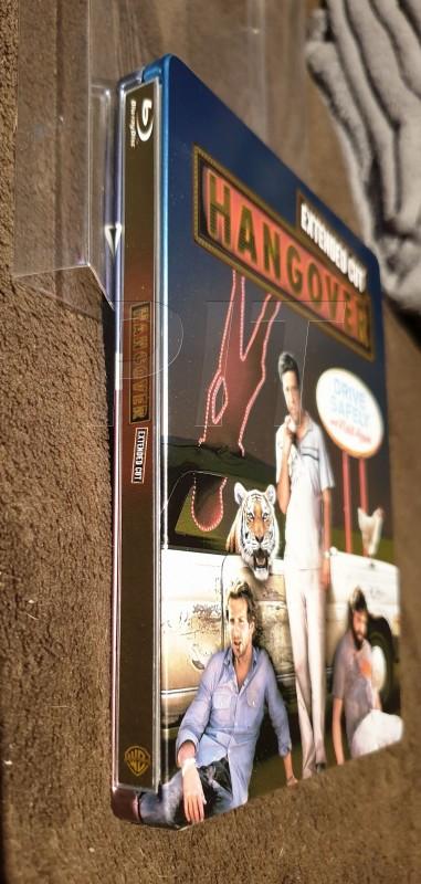 Hangover - Steelbook EXTENDED CUT