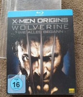 X-Men Origins: Wolverine - Extended Version - Steelbook