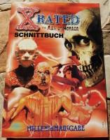 X-Rated - Schnittbuch - Milleniumsausgabe