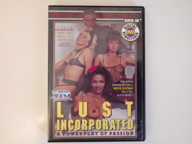Lust Incorporated Orlowski