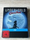UNDERWORLD 1,2,3,4,5,KLASSIKER LIM. BLURAY STEELBOOK UNCUT