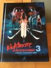 Nightmare 3 Blu Ray Mediabook Uncut Teil 2 Uncut als Extra