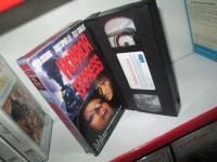 VHS - Horror Express - Christopher Lee - Pappe - NTSC