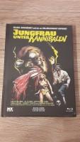 JUNGFRAU UNTER KANNIBALEN - 2-Disc Mediabook B UNCUT OVP