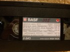 Leerkassette VHS ideal for long play Nr. 335