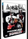 Invasion der Zombies - Blu Ray Metalpack - Uncut