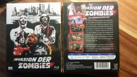 Invasion der Zombies - Blu Ray - Uncut