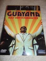 GUAYANA DVD UNCUT HARTBOX NEU / OVP