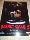 BASKET CASE 3 UNCUT DVD HARTBOX NEU / OVP