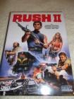 RUSH II 2 UNCUT DVD HARTBOX + BONUSFILM NEU / OVP