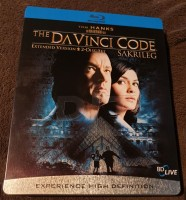 The Da Vinci Code - Sakrileg - Extended Version - Steelbook