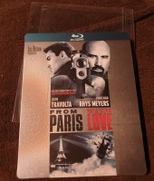 From Paris With Love - Steelbook-Edition