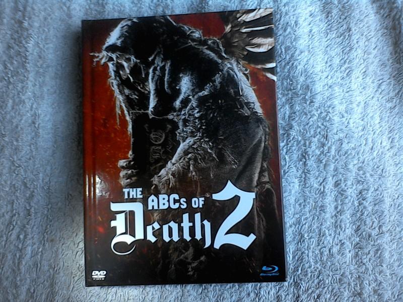 Abcs of death 2 Mediabook