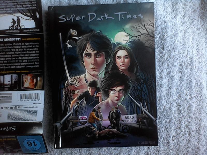 Super dark times Mediabook