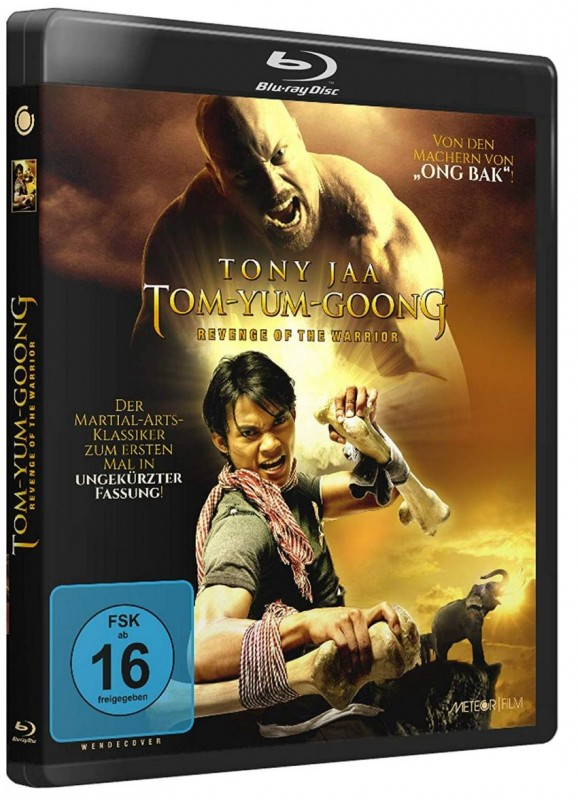Revenge of the Warrior [Blu-ray] (deutsch/uncut) NEU+OVP