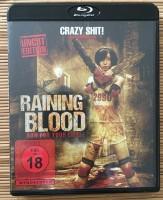 RAINING BLOOD - uncut -  Splatter - Japan