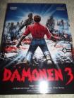 DÄMONEN 3 UNCUT DVD HARTBOX COVER : B NEU / OVP