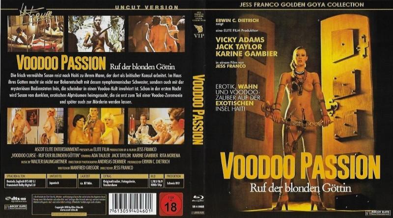 Voodoo Passion - Ruf der blonden Göttin