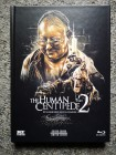 Human Centipede 2 Full Color UNCUT limited Blu-Ray Mediabook