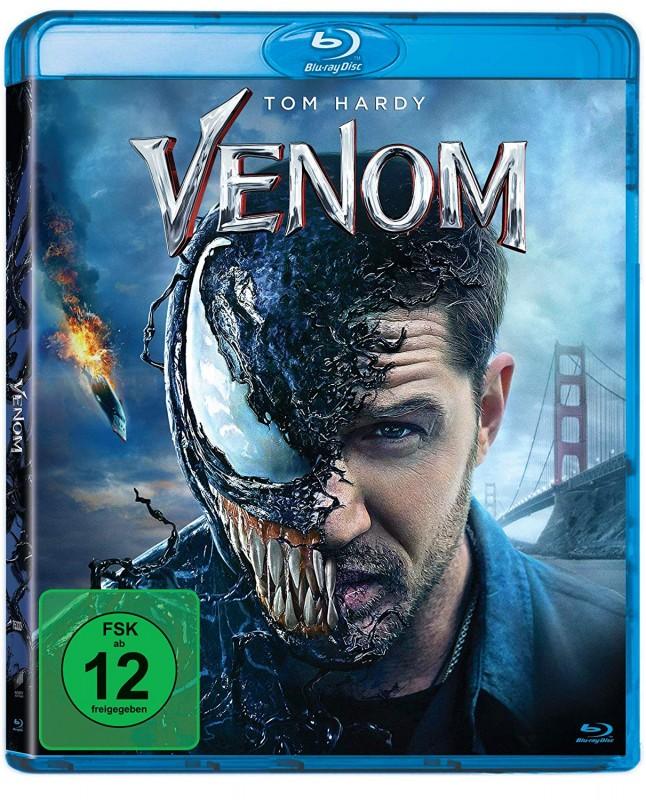 Venom ( Tom Hardy ) ( Neu 2019 )