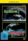 Alligator 1 & Alligator 2 Box - 2 Filme - DVD (x)