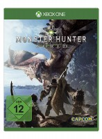 Monster Hunter World ( Hologrammschuber ) ( XBOX ONE )