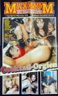 Poster Maximum Perversum Cocktail Orgien Videorama 36x59cm