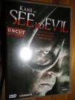 See no Evil, uncut, deutsch, DVD