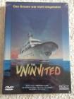 UNINVITED UNCUT DVD LIMI. HARTBOX LENTICULAR-COVER : A NEU