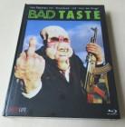Bad Taste - Mediabook - NEU OVP - Lim. Nr. 11/222 - Cover D