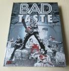 Bad Taste - Mediabook - NEU OVP - Lim. Nr. 77/111 - Cover E