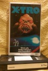 X-TRO Nicht alle Außerirdischen sind freundlich! VHS Uncut
