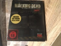THE WALKING DEAD-Staffel drei-Steelbook-NEU/OVP !