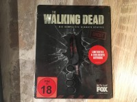 THE WALKING DEAD-Staffel Sechs-Steelbook-NEU/OVP !