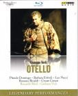 Giuseppe Verdi OTELLO Blu-ray - Oper Placido Domingo