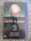 Day of the Dead (JPV Austria) Video VHS Rarität Dawn 2 uncut