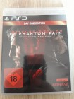 Metal Gear Solid V - The Phantom Pain Day One Uncut PS3