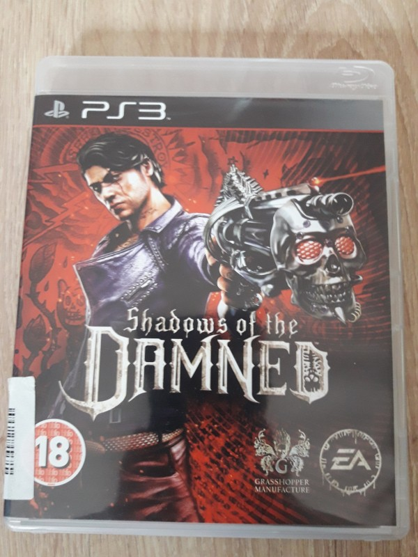 Shadow of the Damned - Uncut PS3