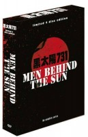 Men behind the Sun - Part 1-4 / limited 4 Disc Edition