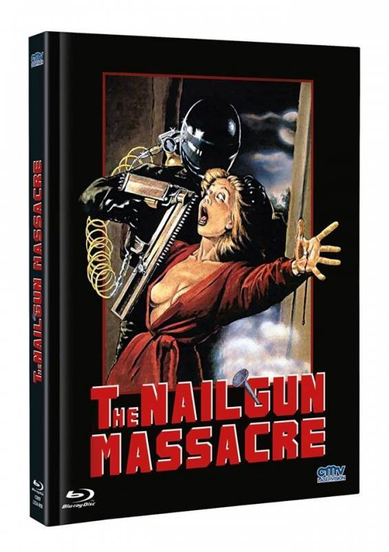 Nail Gun Massacre - Cover B - Mediabook - UNCUT - lim. 333
