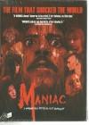 MANIAC- Mediabook  OVP