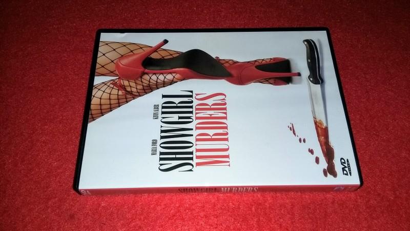 Showgirl Murders / Dirty Showgirl - Maria Ford