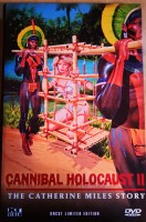 Cannibal Holocaust 2 XT Video (Uncut Limited Edition)
