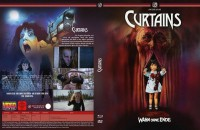Curtains  - DVD/Blu-ray Mediabook Lim 500  OVP