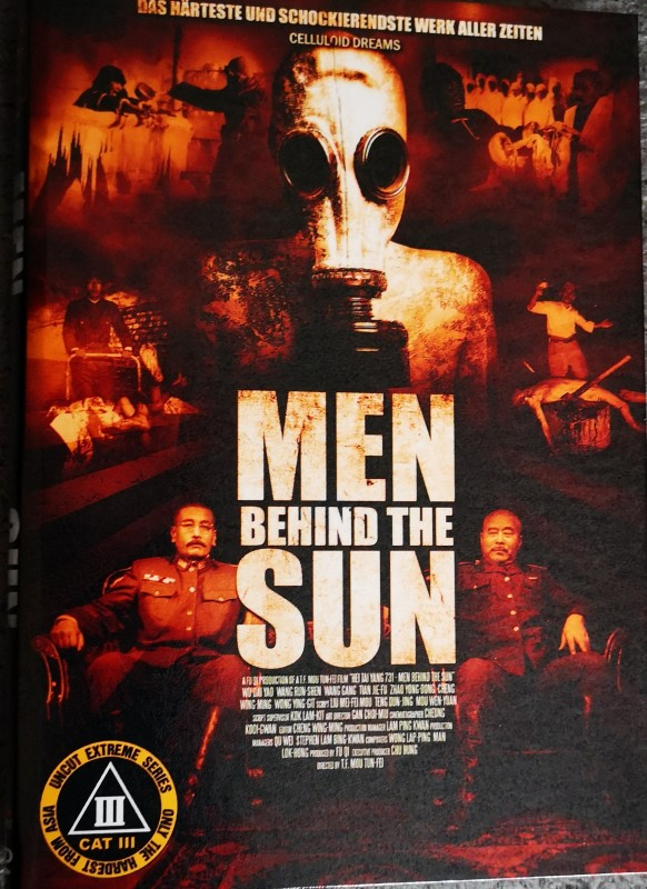 Men Behind the Sun (Shock Entertainment)