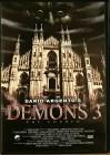 DArio Argentos Demons 3 - The Church - sehr selten - uncut