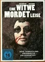 Eine Witwe mordet leise im Pappschuber - sehr rar