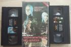 Hellraiser 1 - 3 auf 2 VHS Cassetten Pinhead Box